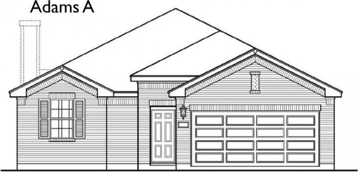 Ready To Build Home In Pecan Orchard Estates Community