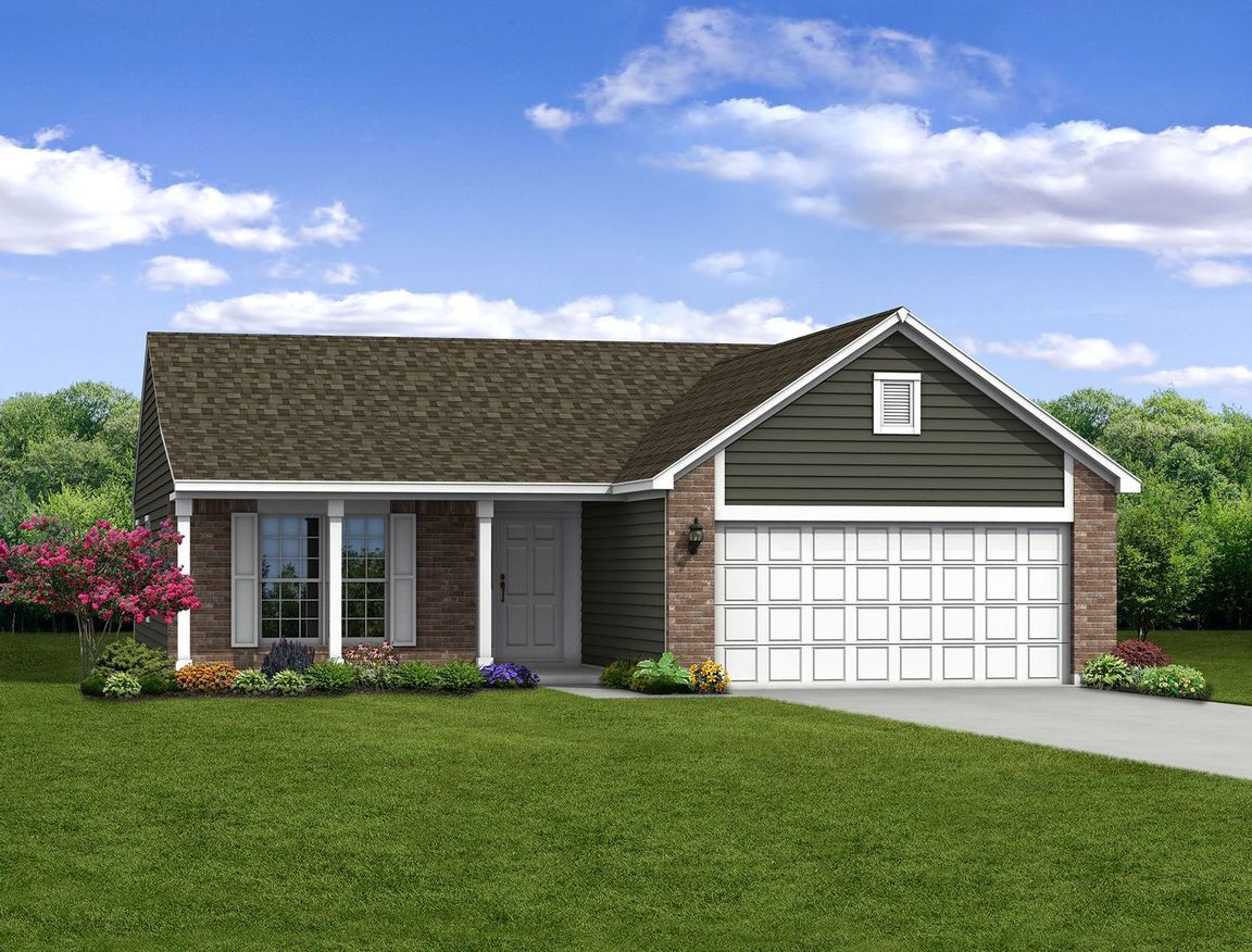Ready To Build Home In Old Heritage Community