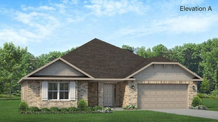 Move In Ready New Home In Grand Oaks Reserve Community