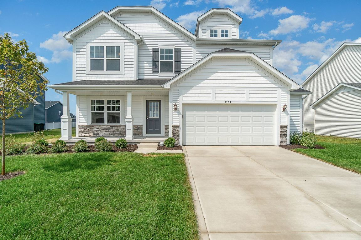 Move In Ready New Home In Sterling Creek Community