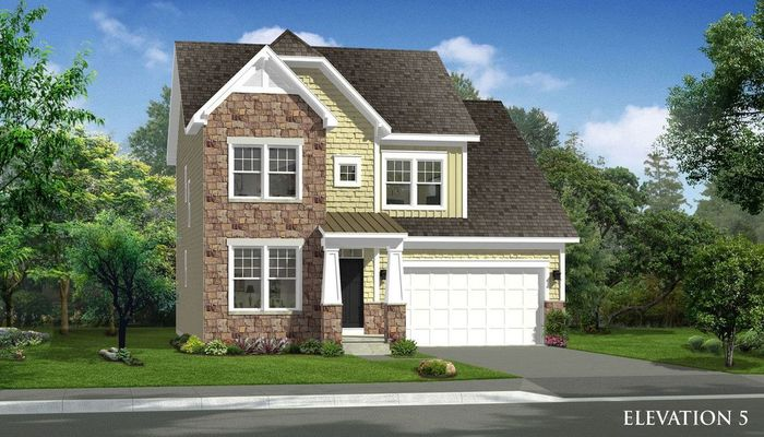 Ready To Build Home In Freedom Manor Community