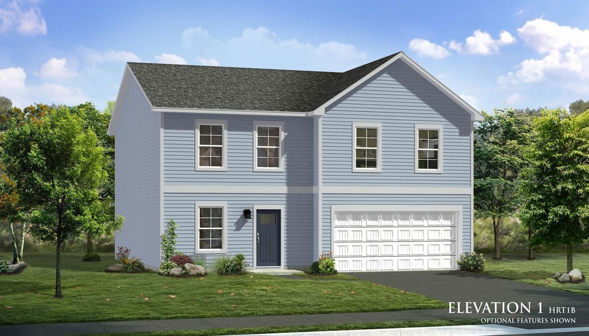 Ready To Build Home In Highlands of Greenvillage Single Family Homes Community
