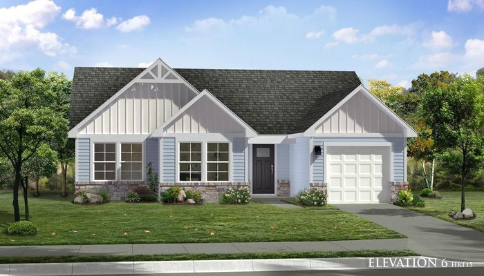 Ready To Build Home In Highlands of Greenvillage Community