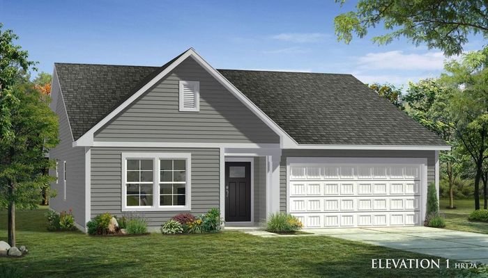 Ready To Build Home In Leslie Farms Community