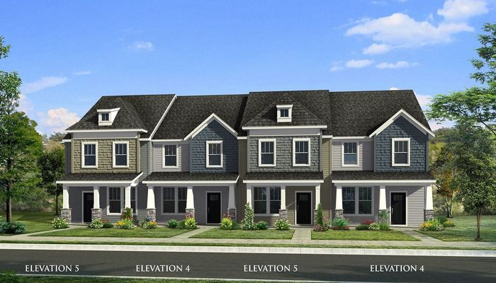 Ready To Build Home In Monte Vista Community