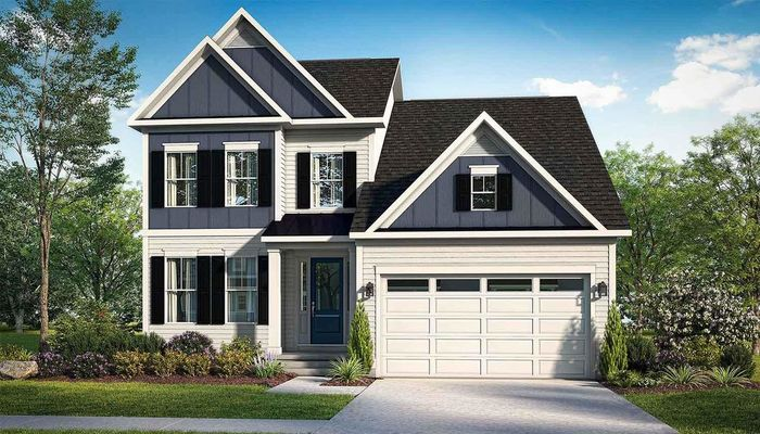 Ready To Build Home In White Creek at Bethany Community