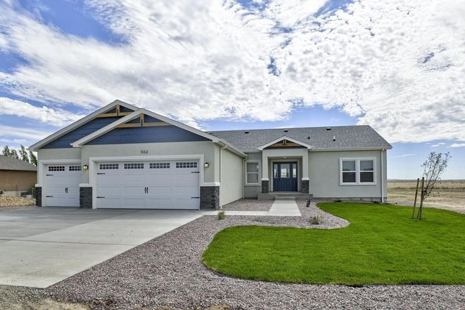 Ready To Build Home In Yoder Community