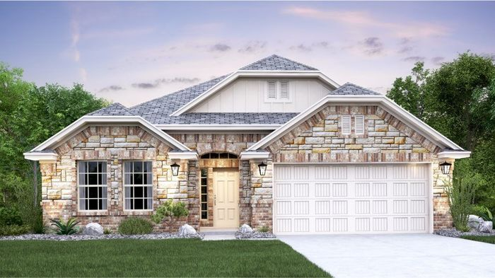 Move In Ready New Home In Waterwheel - Westfield & Brookstone II Collections Community