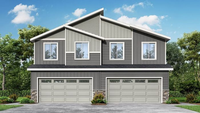 Ready To Build Home In Cloverhill Community