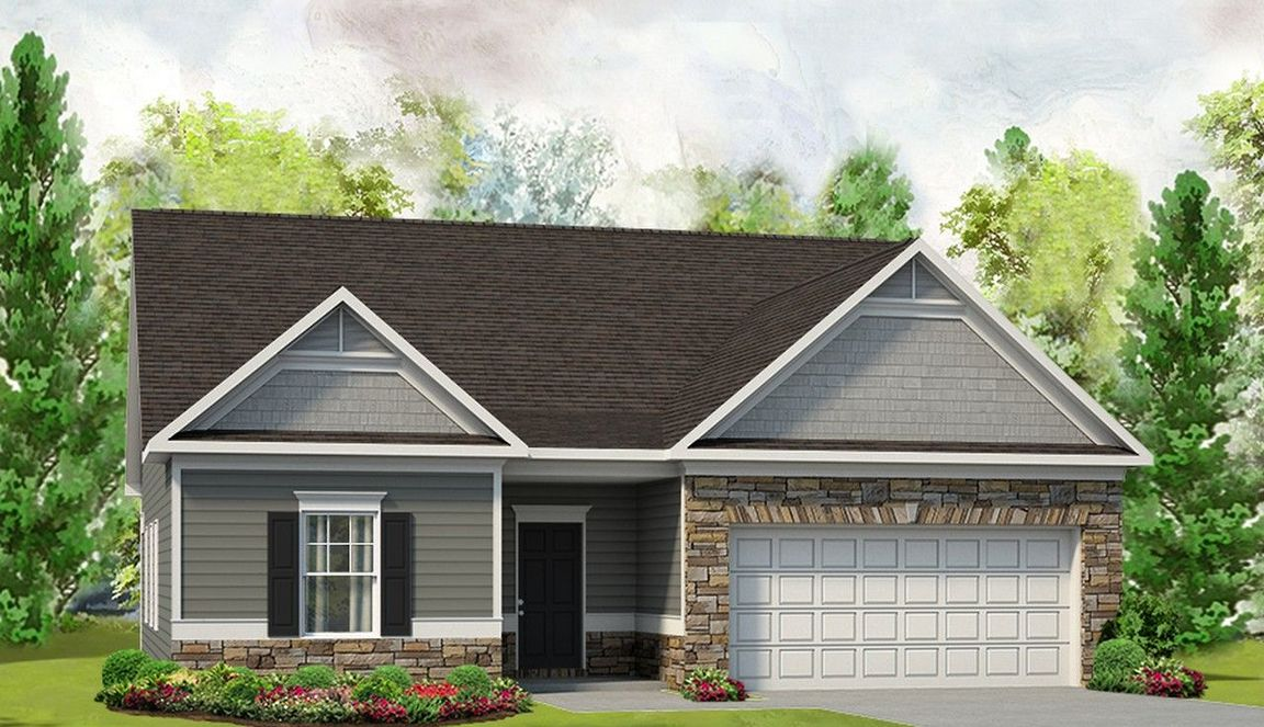 Ready To Build Home In Thacker Farm Community