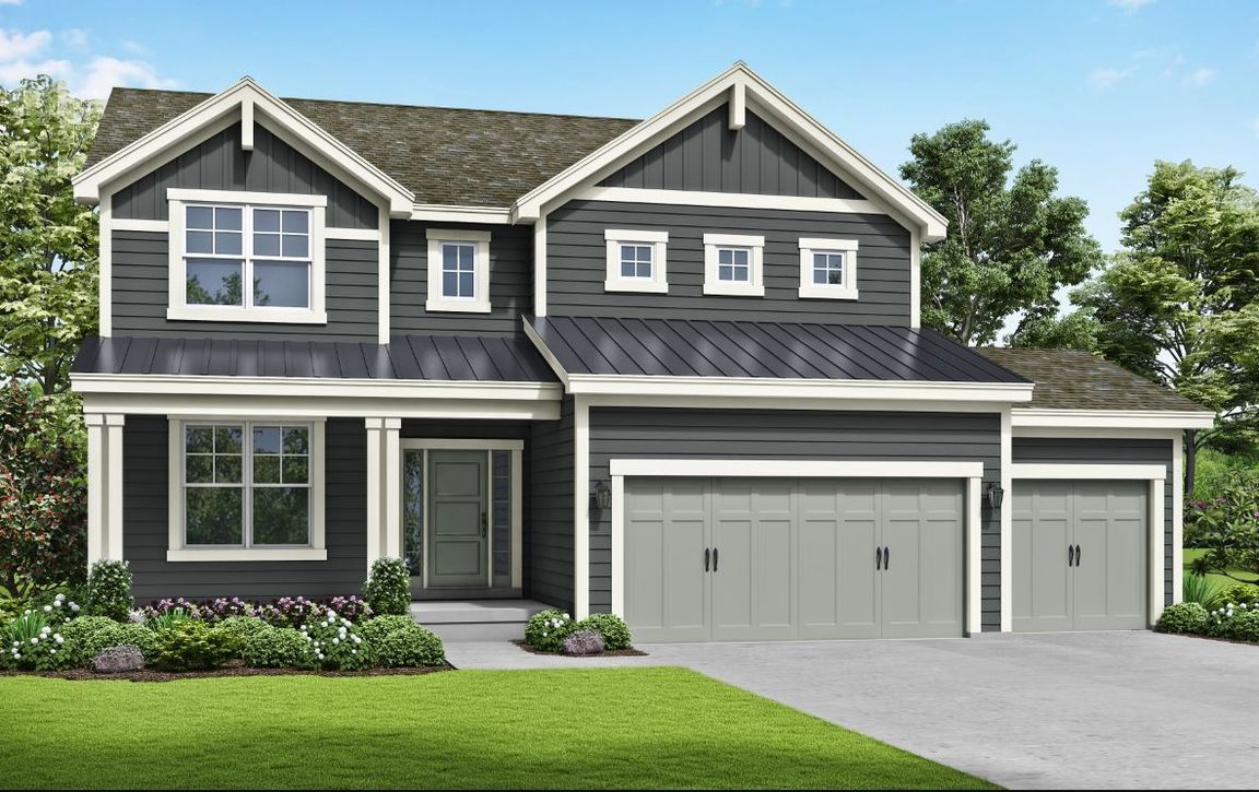 Move In Ready New Home In Holly Farms Community