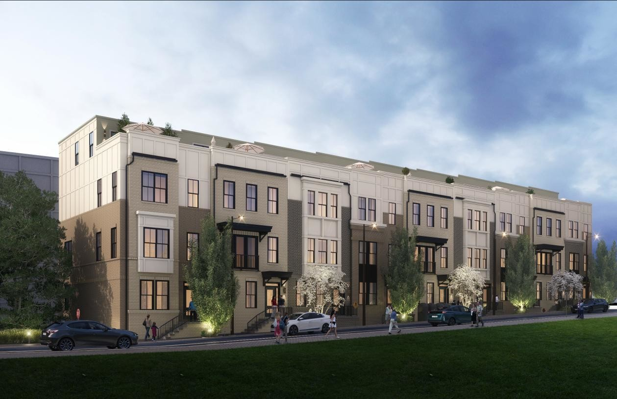 Ready To Build Home In New Talley Station - Townhomes Community