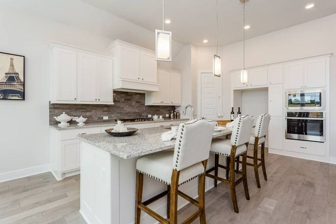 Move In Ready New Home In Villas at The Reserve Community
