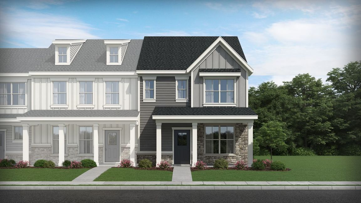 Move In Ready New Home In Walkerton Park Community