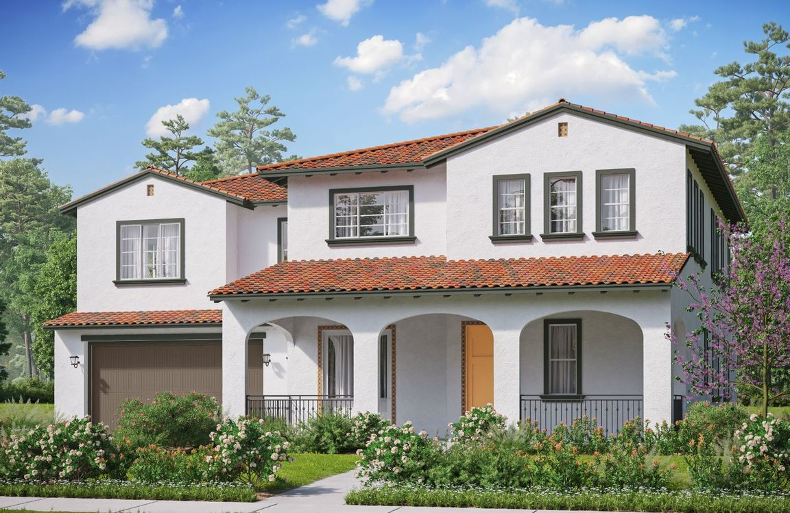 Ready To Build Home In Heritage Grove Community