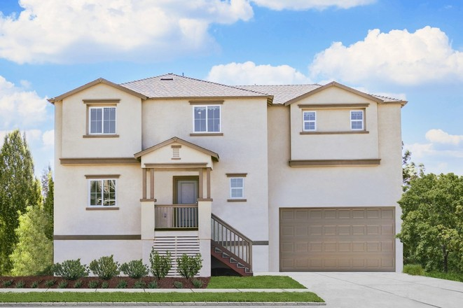 Ready To Build Home In Aspire at River Terrace II Community