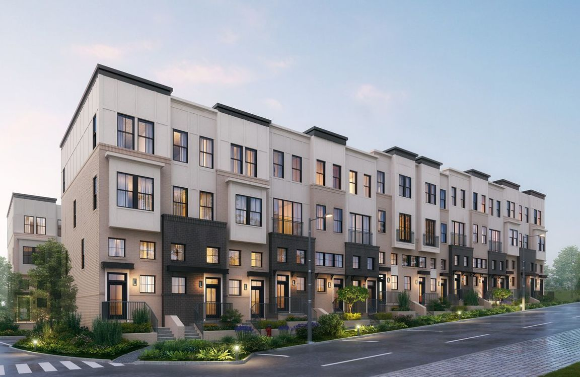Ready To Build Home In New Talley Station - Flats Community