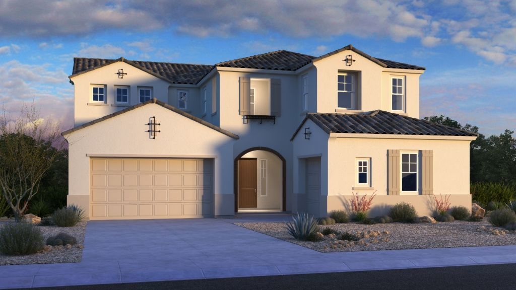 Ready To Build Home In Stonehaven Expedition Collection Community