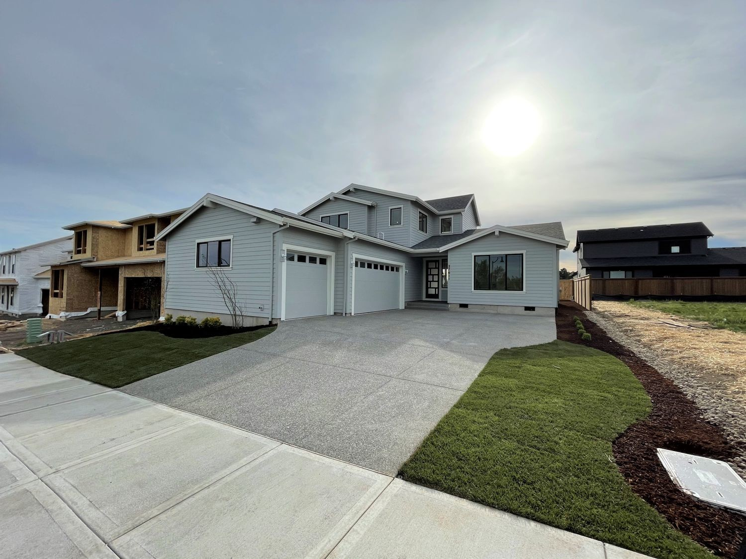 Move In Ready New Home In Frog Pond Meadows Community