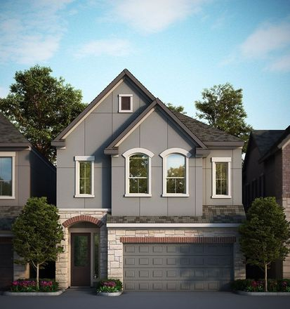 Move In Ready New Home In Enclave at Lake Highlands Town Center - Park Series Community