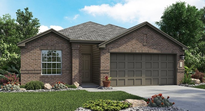 Move In Ready New Home In Mission Del Lago - Barrington, Cottage, SH, WM Collections Community