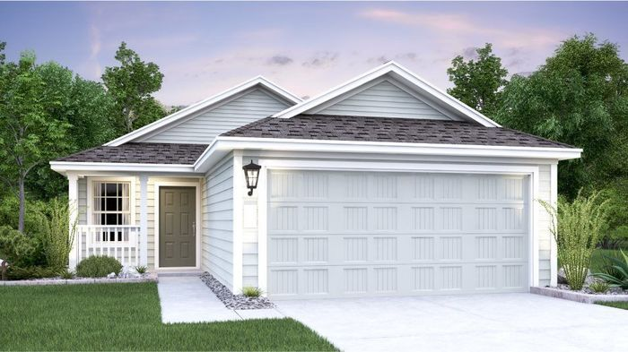 Move In Ready New Home In Waterwheel - Cottage Collection Community