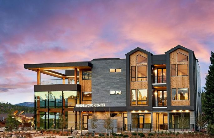 Ready To Build Home In Rendezvous Colorado Community