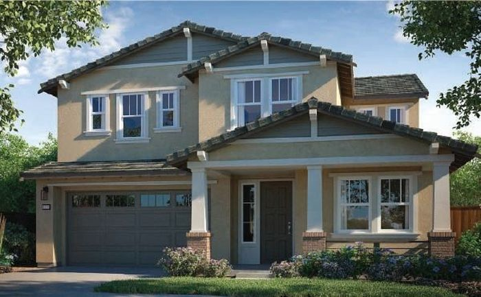 Ready To Build Home In Parkview - Elk Grove Community