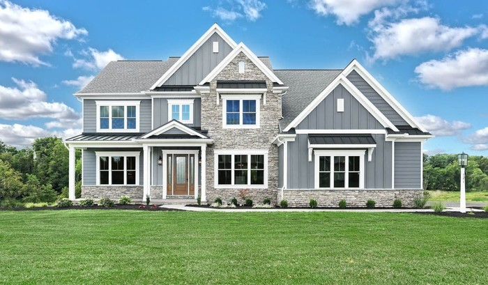 Move In Ready New Home In Willow Creek Farms Community