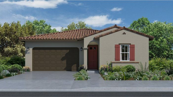 Ready To Build Home In Bleau at Northlake Community