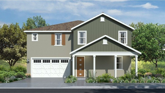 Ready To Build Home In Drifton at Northlake Community
