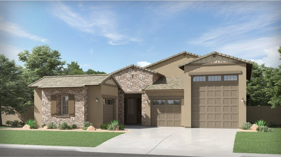 Ready To Build Home In Peralta Canyon - Destiny Community