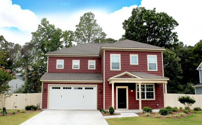Ready To Build Home In The Manor Homes Community