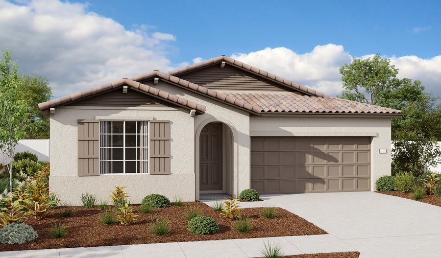 Ready To Build Home In Stone Bluff at White Rock Springs Ranch Community