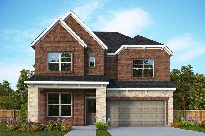 Ready To Build Home In The Reserve at Northaven Community
