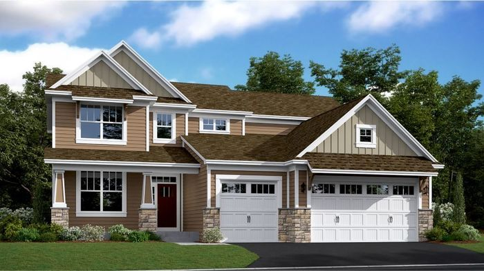 Move In Ready New Home In Summerlyn - Classic Collection Community