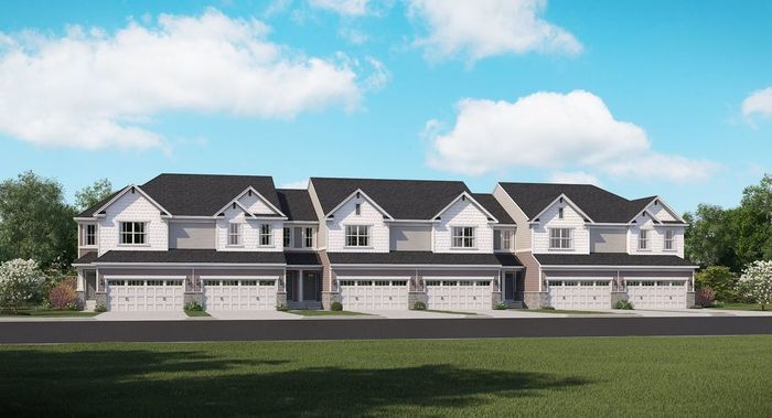 Move In Ready New Home In Rush Creek Commons Community