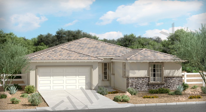 Ready To Build Home In Mountain Vista Ranch Community