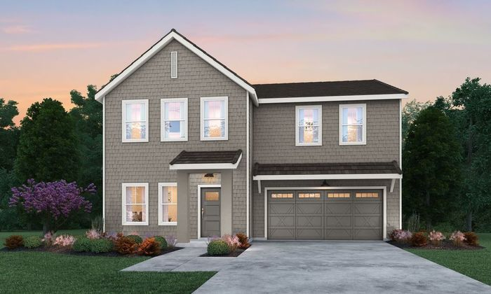 Move In Ready New Home In Riverstone - Clementine Series Community