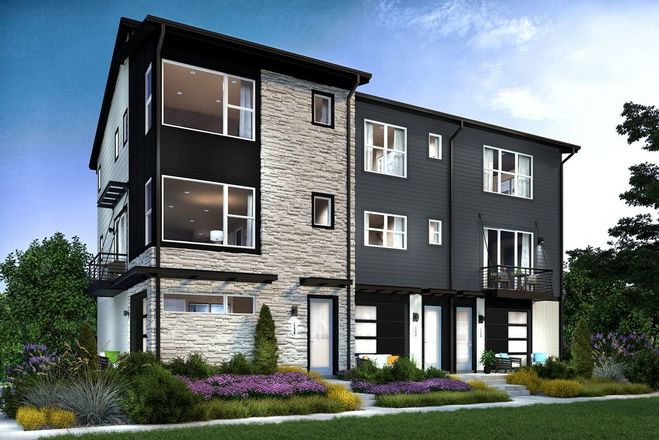 Move In Ready New Home In DoMore Rows Community