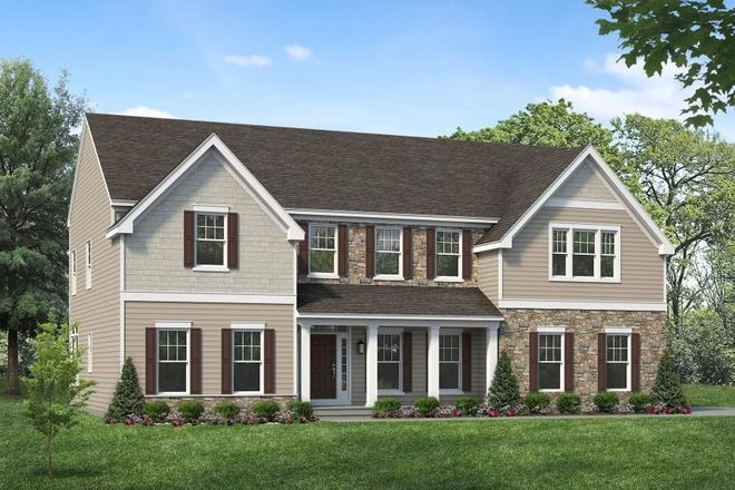 Ready To Build Home In Ashford Community
