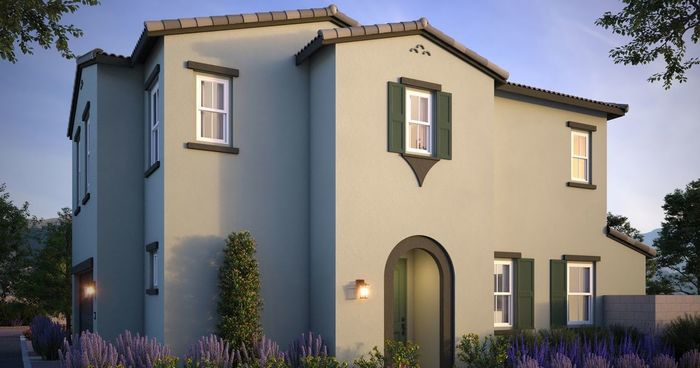 Ready To Build Home In Element at Eastmark Community