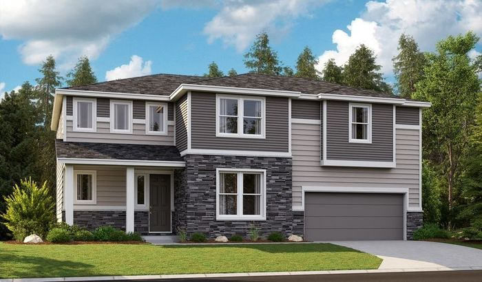 Move In Ready New Home In Blueberry Lane Community