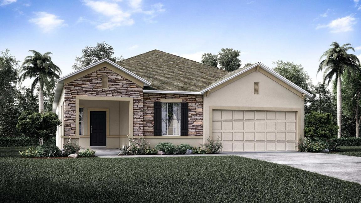 Move In Ready New Home In West Port Community
