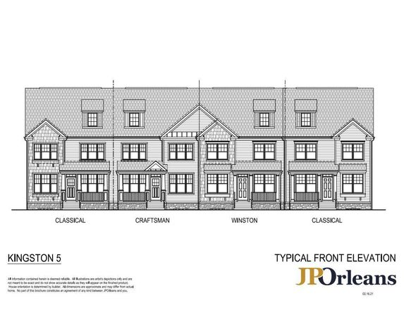 Ready To Build Home In Spring Oak Community