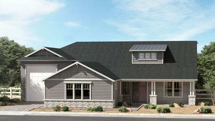 Ready To Build Home In Heritage Pointe Community