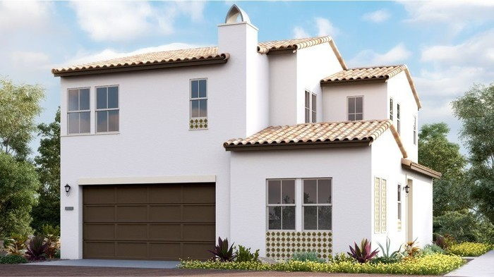 Ready To Build Home In Aventine Community