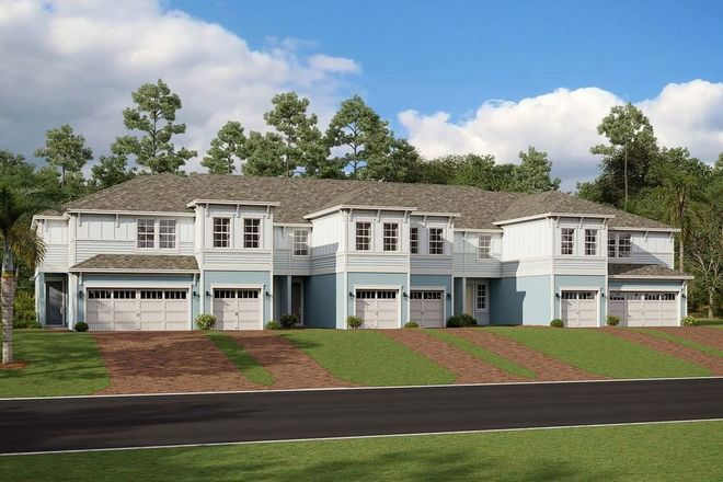 Move In Ready New Home In Sienna Park at University Community