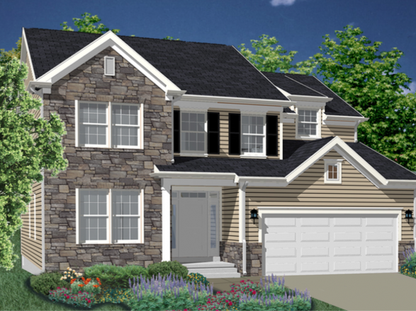 Move In Ready New Home In The Enclave at Providence Community