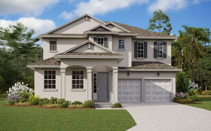 Ready To Build Home In Summerdale Park at Lake Nona - Now Selling! Community